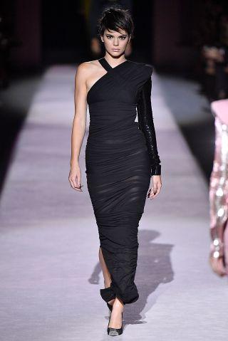 Tom Ford - Runway - September 2017 - New York Fashion Week