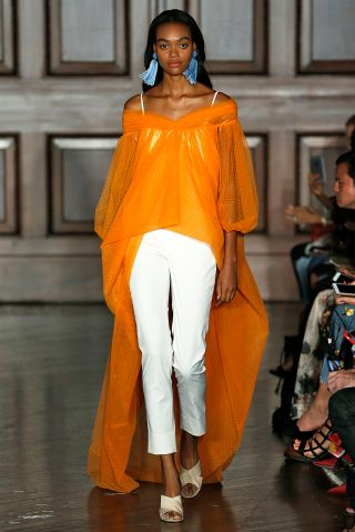 Sachin & Babi - Runway - September 2017 - New York Fashion Week