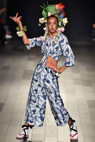 Desigual - Runway - September 2017 - New York Fashion Week