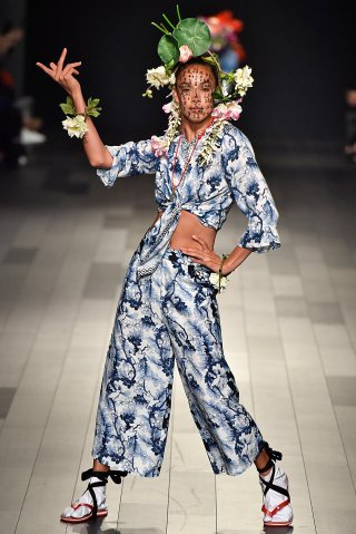 Desigual - Runway - September 2017 - New York Fashion Week