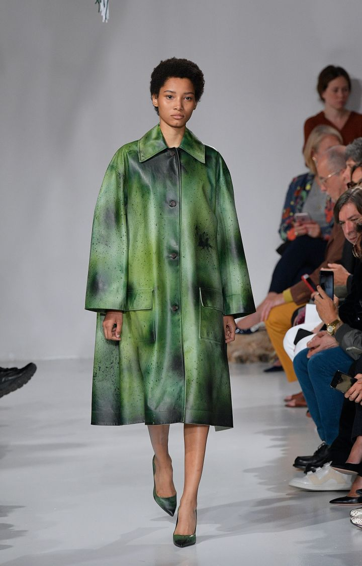 Calvin Klein Collection – Runway – September 2017 – New York Fashion Week