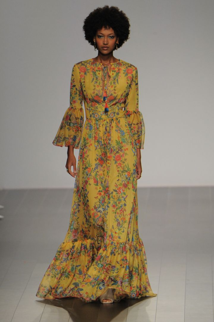 Tadashi Shoji – Runway – September 2017 – New York Fashion Week: The Shows