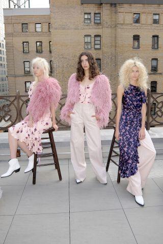 Cinq A Sept - Presentation - September 2017 - New York Fashion Week: The Shows
