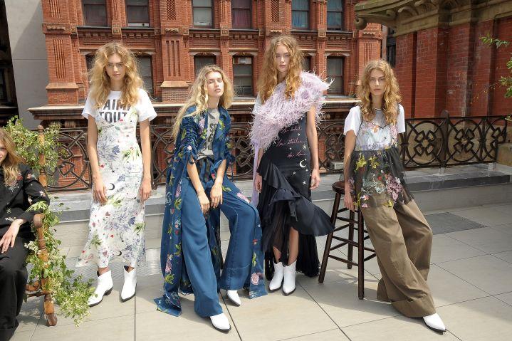 Cinq A Sept – Presentation – September 2017 – New York Fashion Week: The Shows