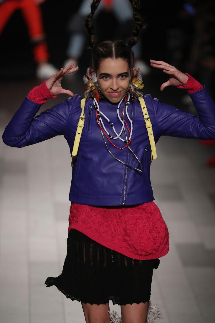 Desigual – Runway – September 2017 – New York Fashion Week: The Shows