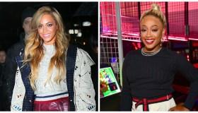 Beyonce, Trina