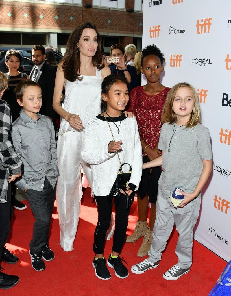 2017 Toronto International Film Festival - 'The Breadwinner' Premiere