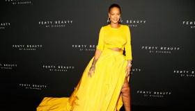 Fenty By Rihanna Launch