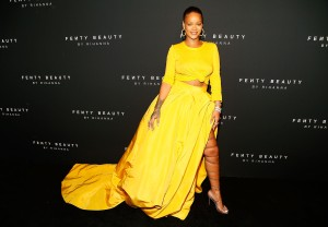 Fenty By Rihanna Launch