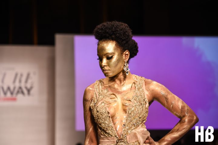 Texture On The Runway 2017