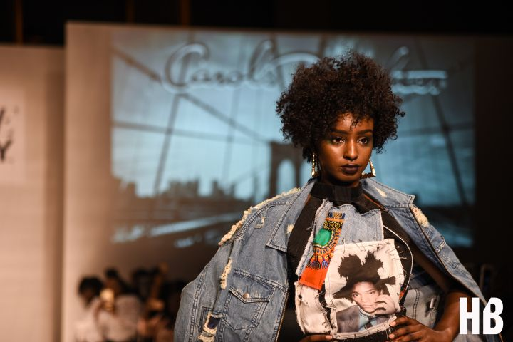 Texture On The Runway