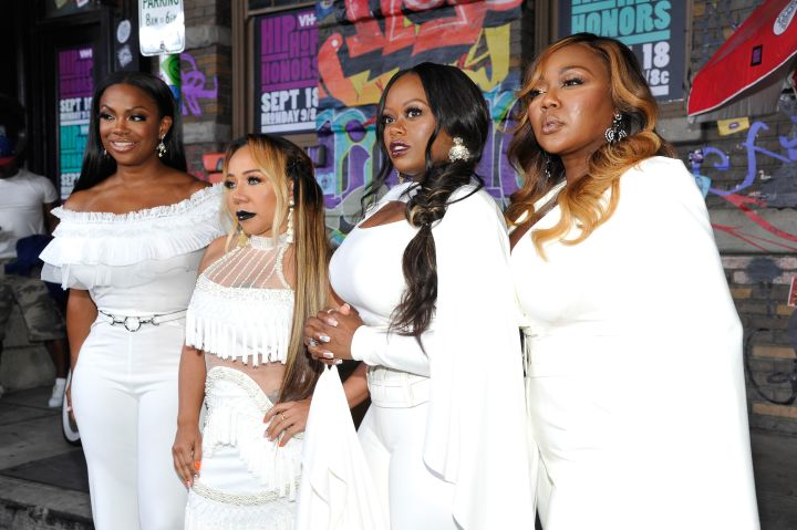 XSCAPE AT THE 'VH1 HIO HOP HONORS: THE 90'S GAME CHANGERS', 2017