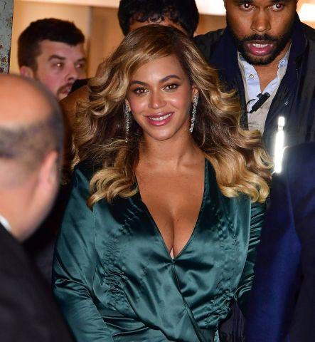 Celebrity Sightings in New York City - September 14, 2017
