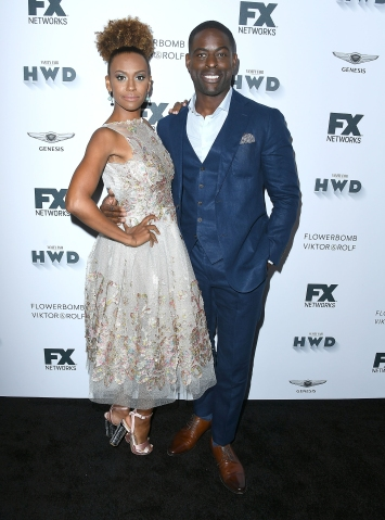 FX and Vanity Fair Emmy Celebration - Arrivals