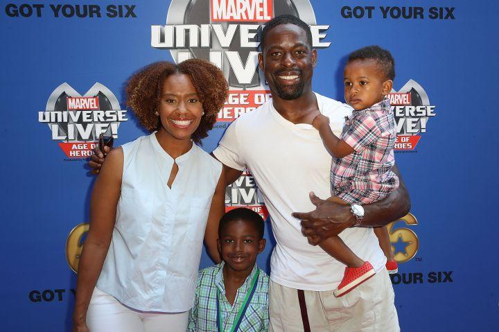 Marvel Universe LIVE! Age Of Heroes World Premiere Celebrity Red Carpet Event