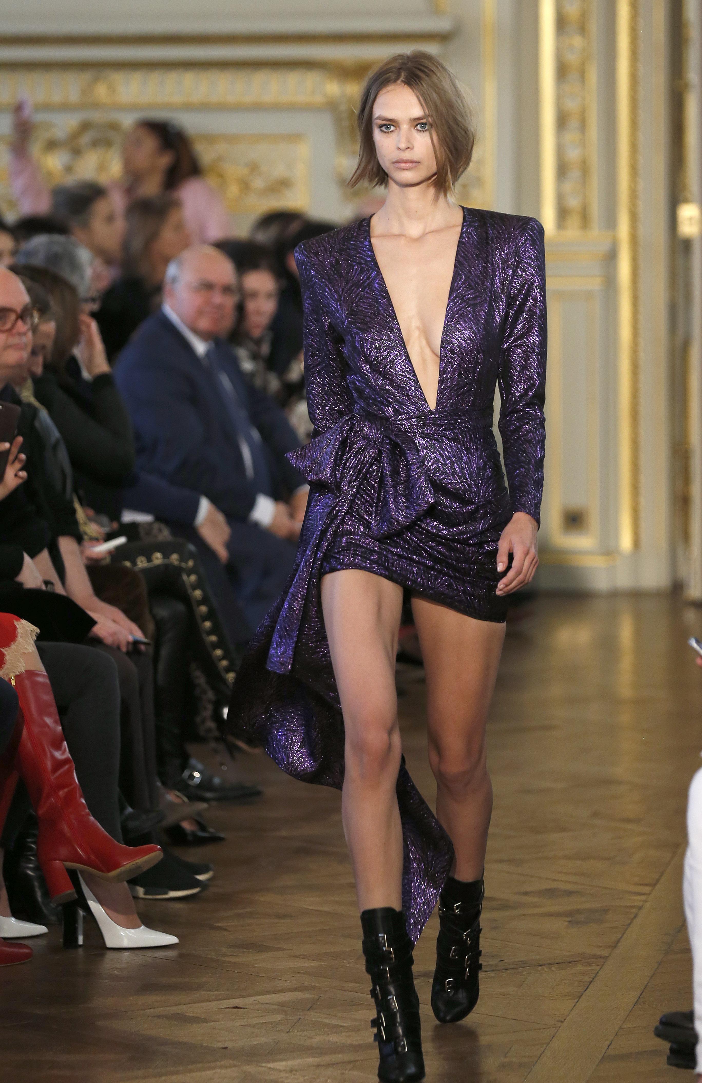 Redemption : Runway - Paris Fashion Week Womenswear Fall/Winter 2017/2018