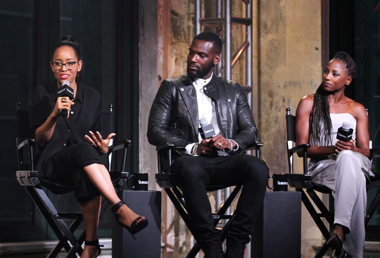 BUILD Series Presents Rutina Wesley, Dawn-Lyen Gardner and Kofi Siriboe Discussing Their New OWN Series 'Queen Sugar'