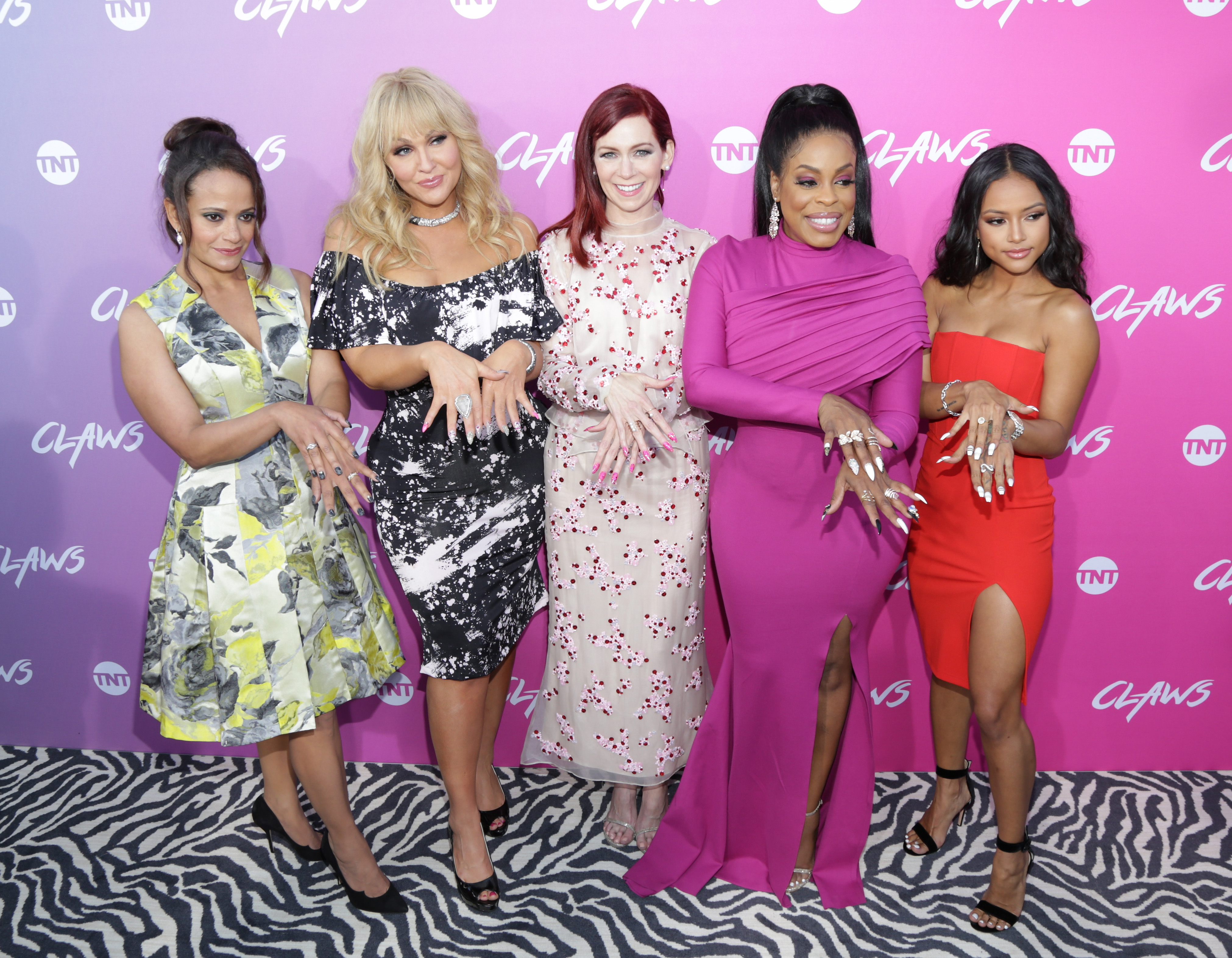 Premiere Of TNT's 'Claws' - Arrivals