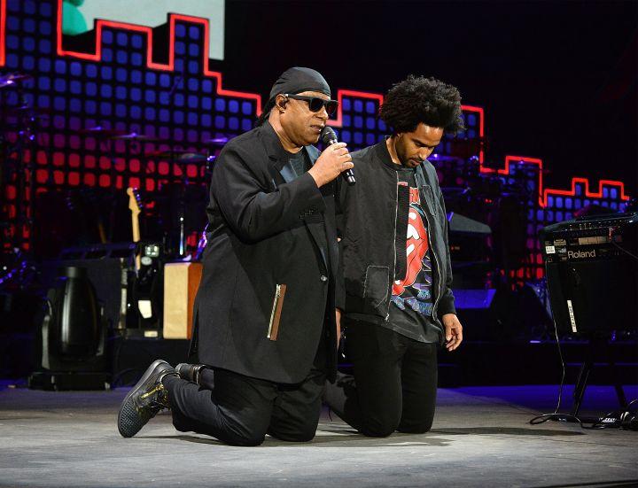 Stevie Wonder, singer