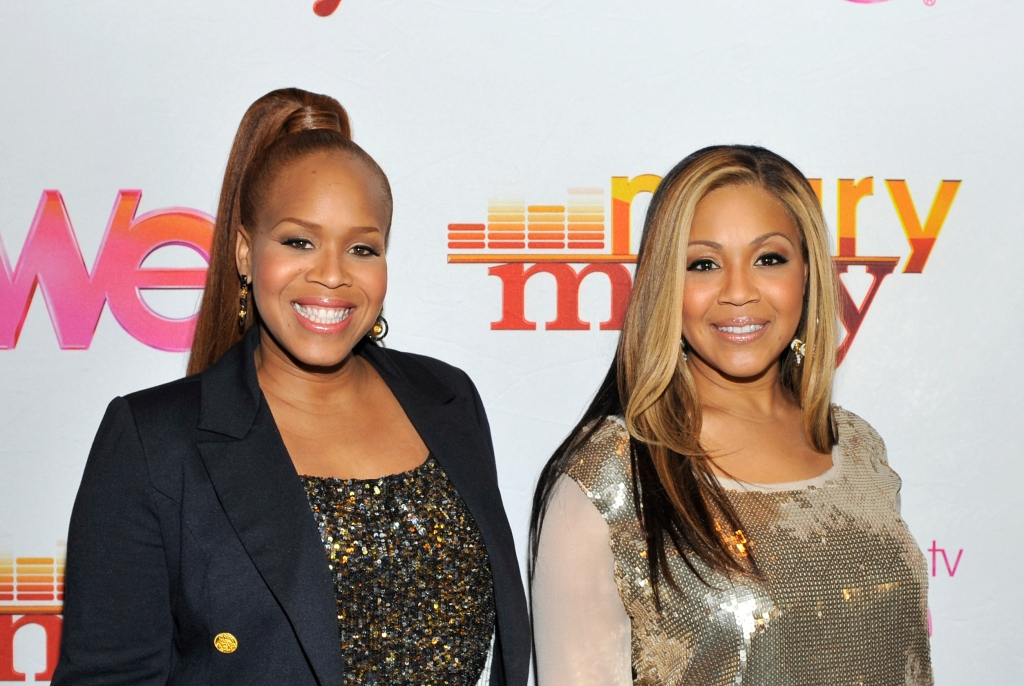 WE tv's 'Mary Mary' Series Premiere Screening
