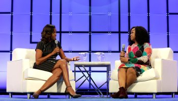Michelle Obama Conference For Women