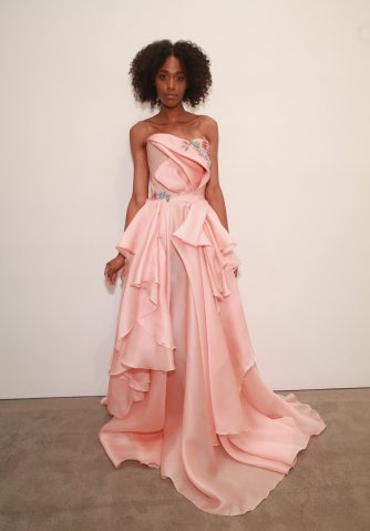 Michael Costello - Presentation - September 2017 - New York Fashion Week