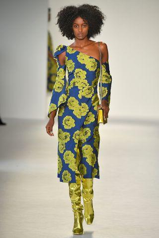 Christian Siriano - Runway - September 2017 - New York Fashion Week