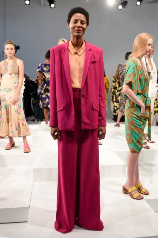 Tracy Reese - Presentation - September 2017 - New York Fashion Week