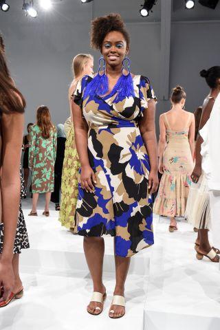 Tracy Reese - Presentation - September 2017 - New York Fashion Week
