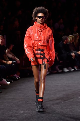 Fenty Puma by Rihanna - Runway RTW - Spring 2018 - New York Fashion Week