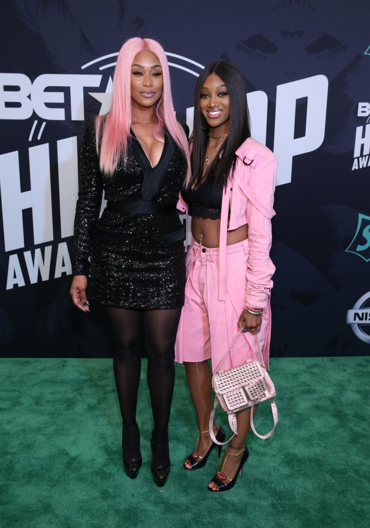 Tami Roman and Jazz Anderson