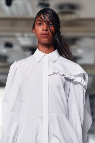 Preen by Thornton Bregazzi - Runway - LFW September 2017