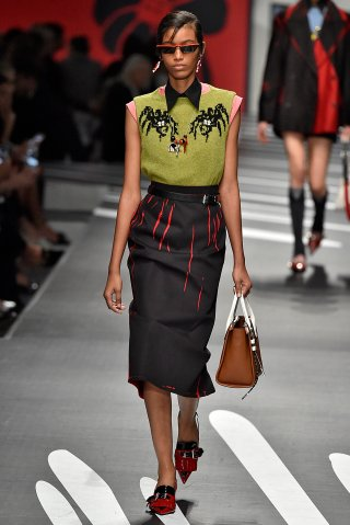 Prada - Runway - Milan Fashion Week Spring/Summer 2018