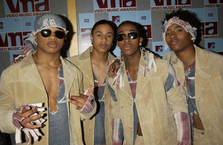 2002 MTV Video Music Awards - Arrivals
