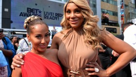 2013 BET Awards - P&G Red Carpet Style Stage