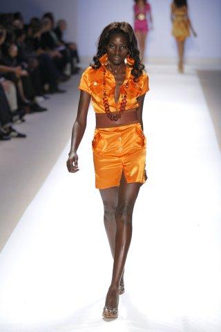 Olympus Fashion Week Spring 2007 - 'Project Runway' Season 3 Finale - Runway