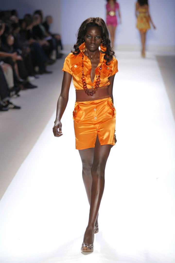Project Runway Spring 2007 – Mychael Knight