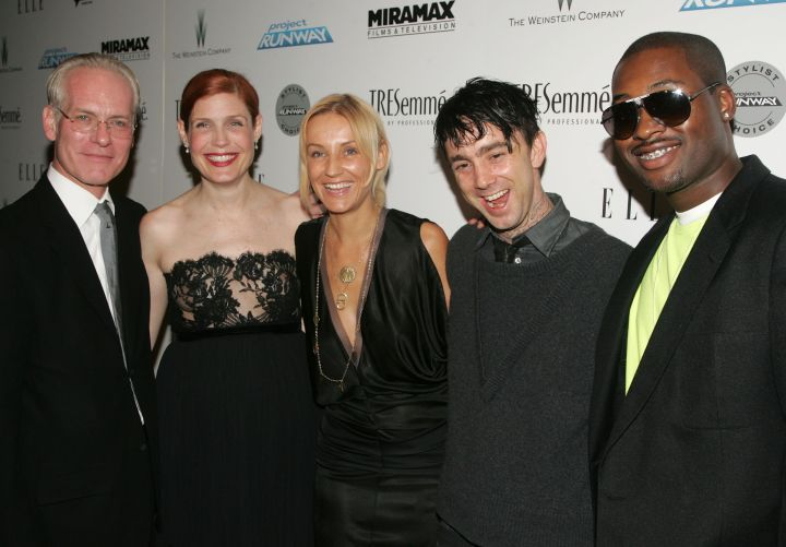 "Mychael Knight & Season 3 ""Project Runway"" Co-Stars"