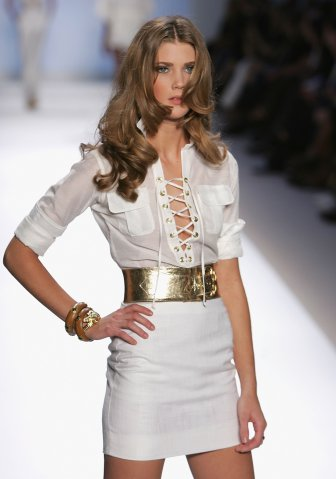 Project Runway Spring 2007 - Michael Knight