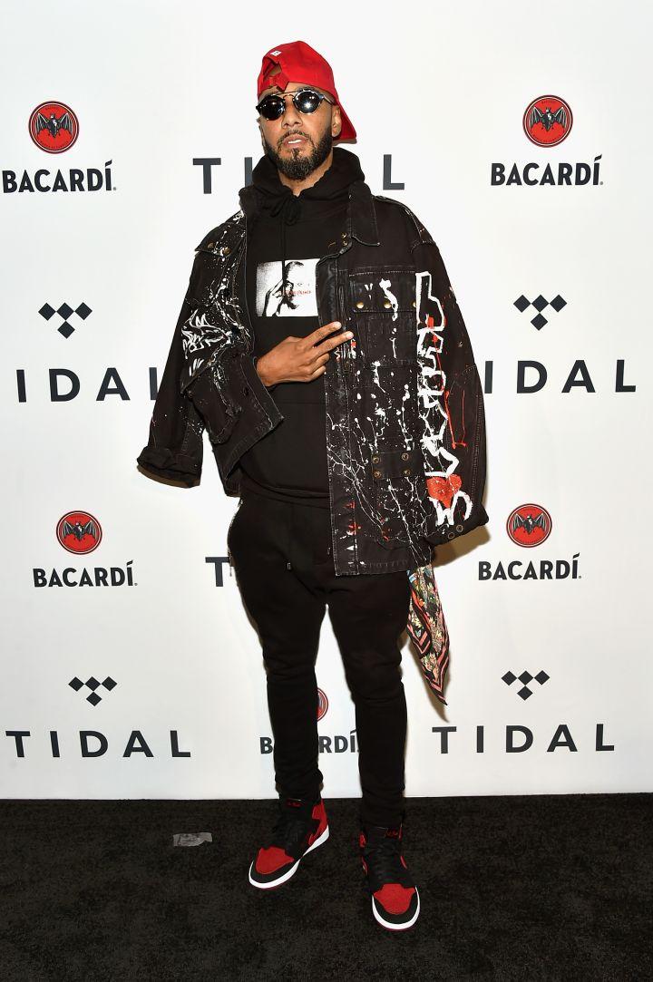 TIDAL X: Brooklyn – Arrivals