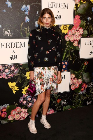 H&M x ERDEM Runway Show & Party - Arrivals