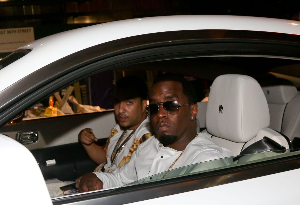 2014 NBA Pre Draft Party Hosted By Sean 'Diddy' Combs