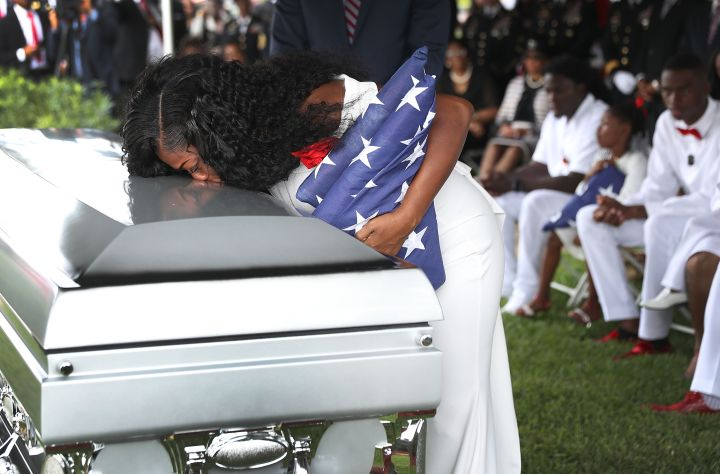 The Mysterious Death of Sgt. La David Johnson
