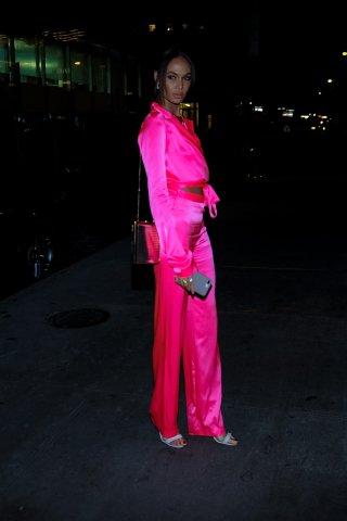 V Magazine Honors Karl Lagerfeld - Outside Arrivals