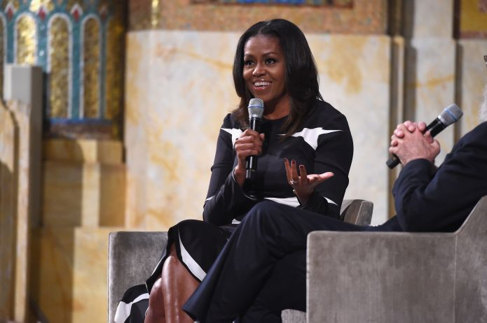 The Streicker Center Hosts A Special Evening With Former First Lady Michelle Obama