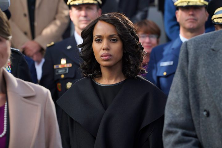 "Kerry Washington for ""Scandal"""