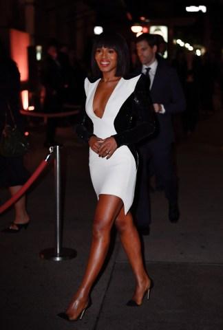 Celebrity Sightings in New York City - October 26, 2017