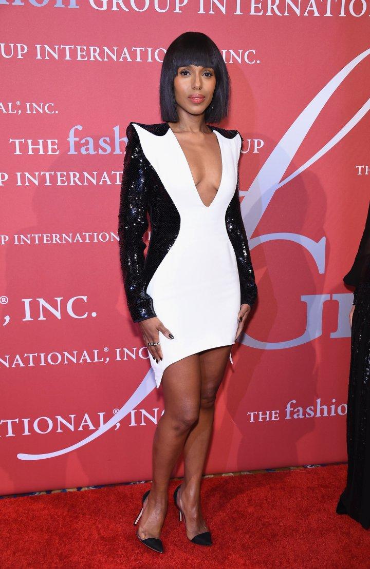 Kerry Washington attends the 2017 FGI Night Of Stars Modern Voices Gala