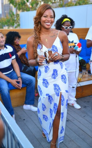 Some Like It Hot: Daytime Rooftop Party Hosted By Eva Pigford