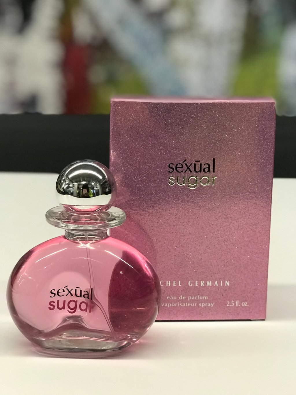 Sexual Sugar by Michel Germain